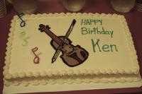 Ken Blessing's 89th Birthday
