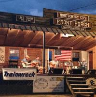 Arkansas Trainwreck at the Front Porch in Mt. Ida 2013